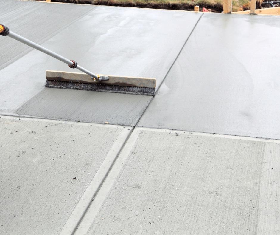 Concrete Driveway ATL